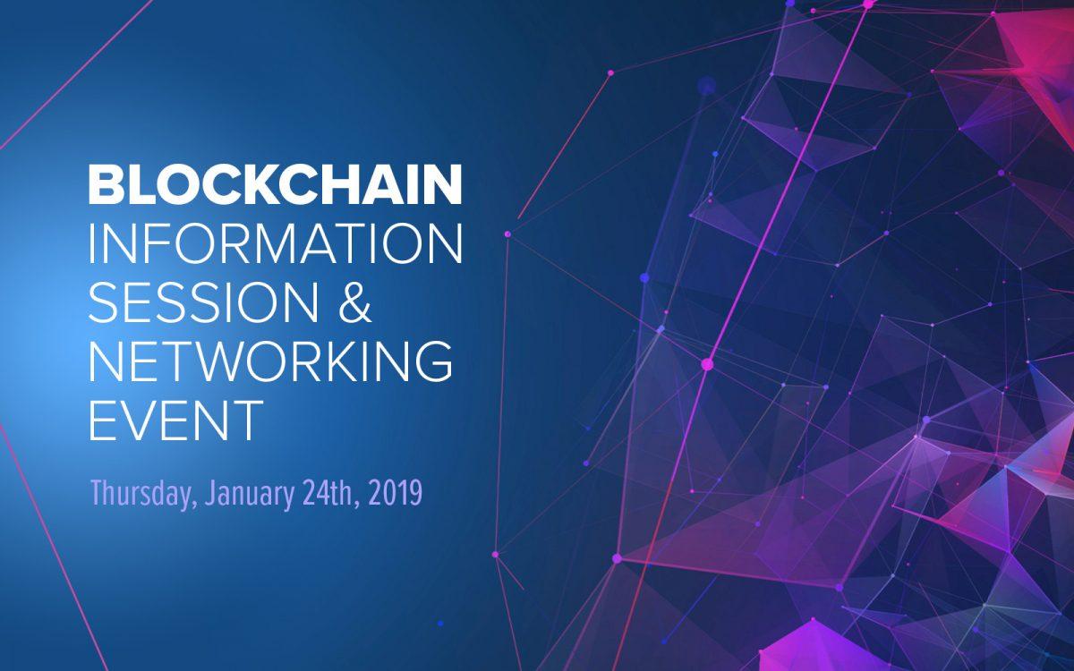 Blockchain Information Session 1/24