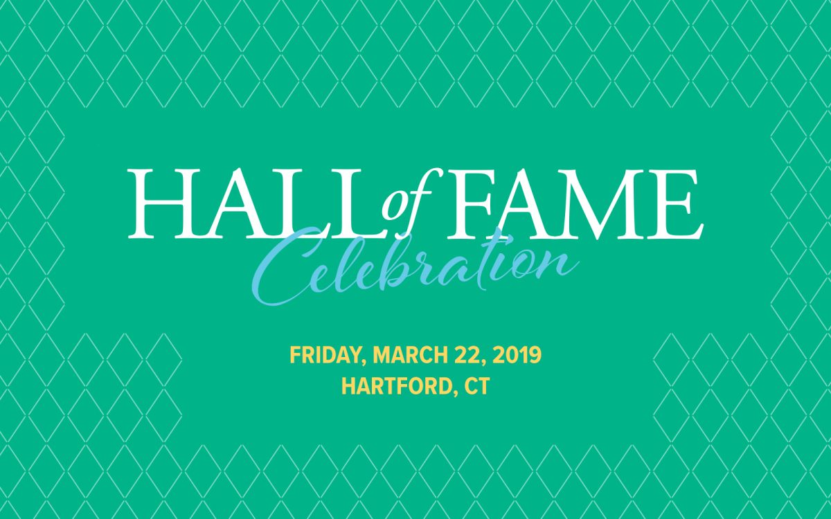 UConn School of Business Hall of Fame Celebration Friday, March 22, 2019 Hartford Connecticut