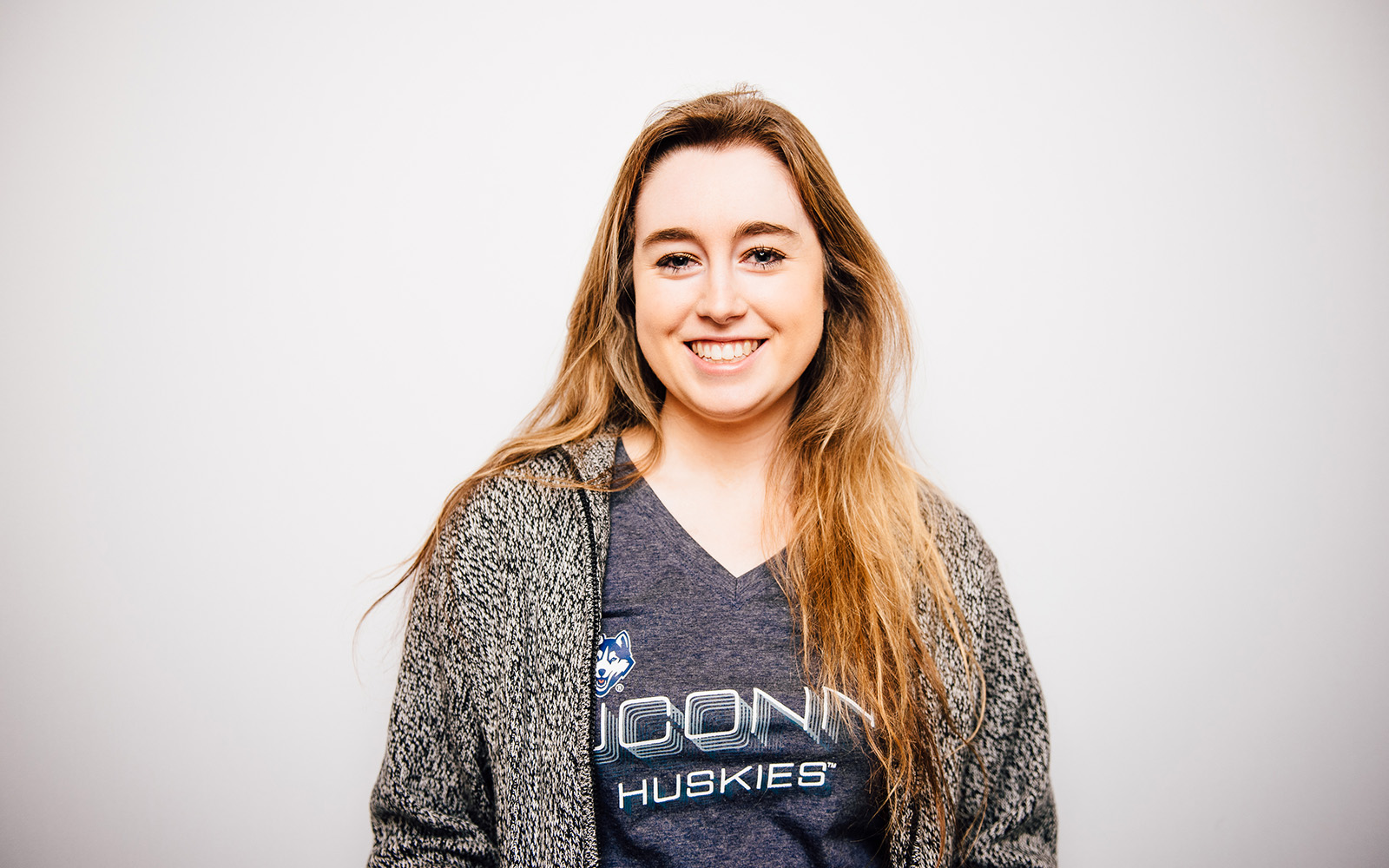 Hannah Bonitz '19 (Nathan Oldham/UConn School of Business)