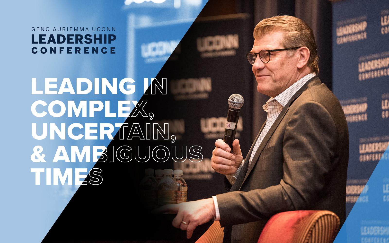 2019 Geno Auriemma Leadership Conference