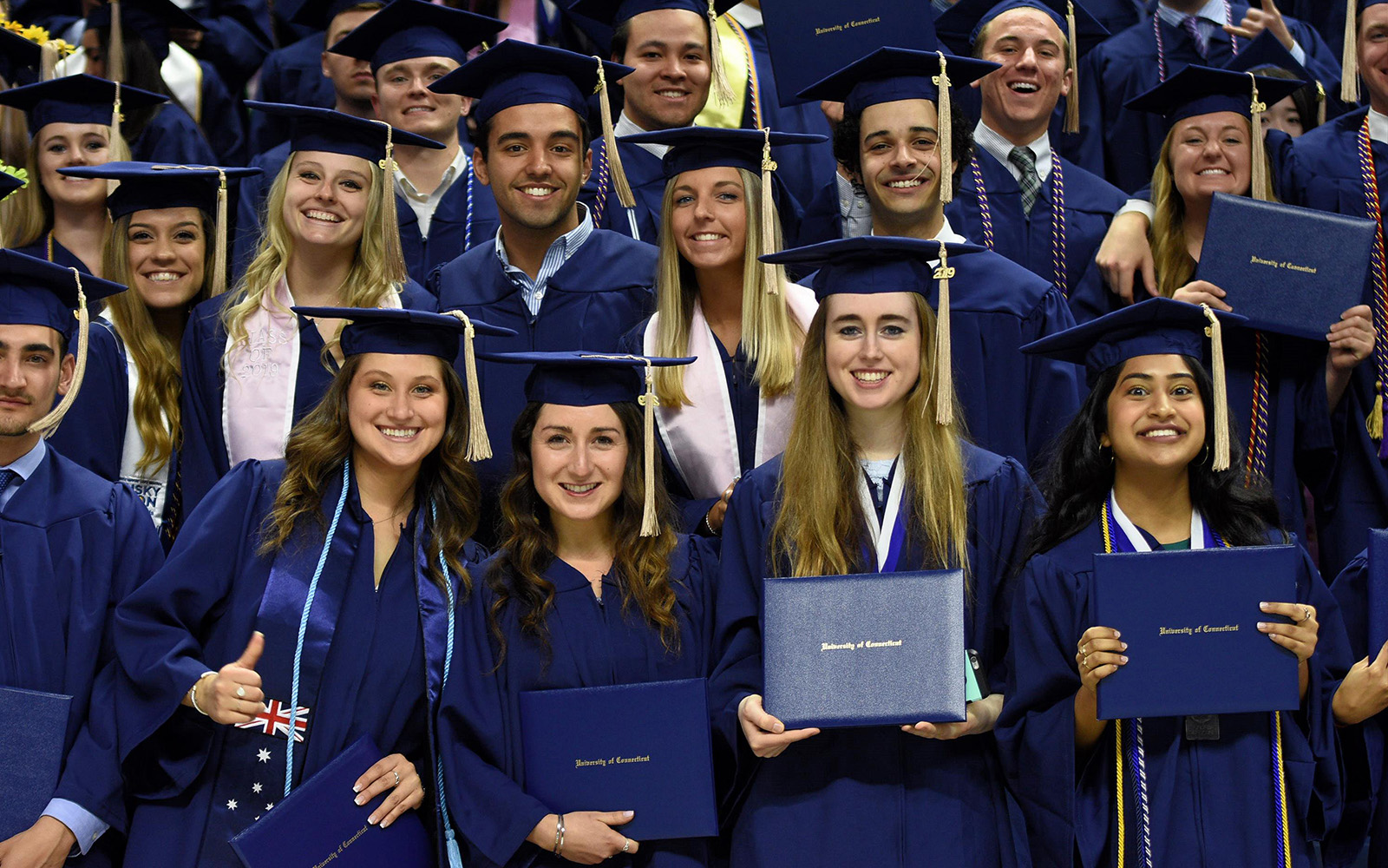 UConn School of Business Commencement 2019 (UConn School of Business)