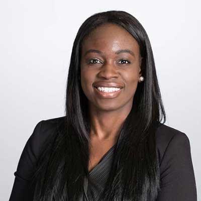 Sade Owoye, Business Advisor, Connecticut Small Business Development Center