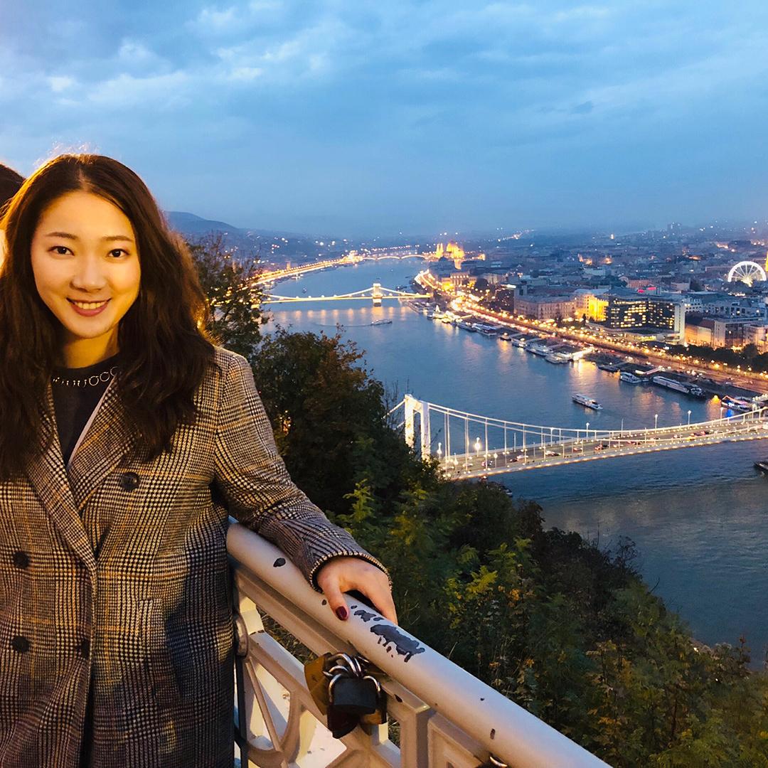 Lihui Katherine Pang, Class of 2017 (Contributed Photo)