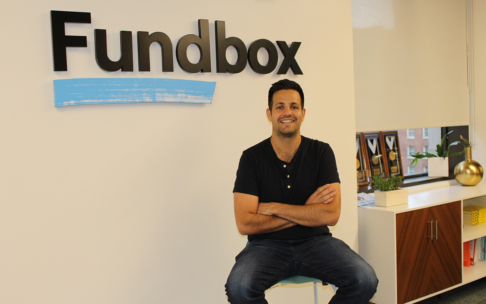 Fundbox Director of Finance Steven Groccia '10 (BUS).  (Contributed Photo)