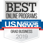 Best Online Programs U.S. News and World Report Grad Business 2019