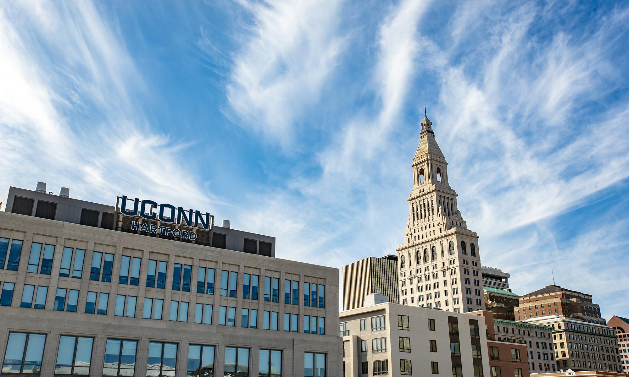 UConn Hartford downtown