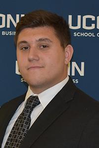 UConn student Dominic Zaleski (Contributed Photo)