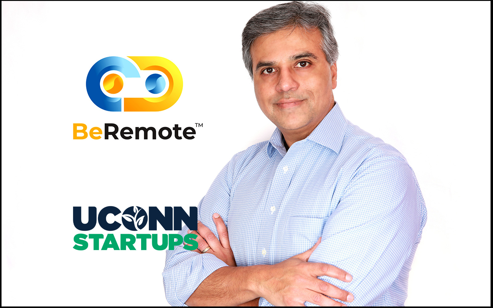 BeRemote CEO Vivek Nigam