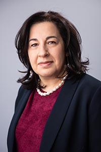 Management Professor Nora Madjar (Nathan Oldham / UConn School of Business